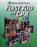 First Aid and CPR Essentials-ExLibrary