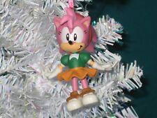 Amy Christmas Ornament Sonic Figure