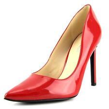 Zapatos de tacón de mujer Nine West color principal rojo