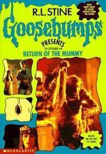 Return of the Mummy (Goose Bumps Presents TV Book #4)
