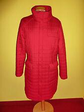 Leichter Mantel Jacke S Oliver rot Größe 42 neuwertig