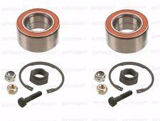 Set of 2 Rear Wheel Bearing Kits OEM (FAG) for BMW & PORSCHE