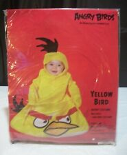 Angry Birds Infant Size 0-9 Months Costume of Yellow Bird by Spirit