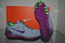 Nike Free 5.0 TR Fit 5 Print Womens Training Shoes 704674 007 Size 7.5 Gray NIB