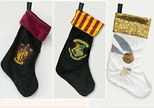 Harry Potter Christmas Stocking Various Designs