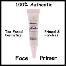 Too Faced Primed & Poreless Face Primer .17oz 5mL Deluxe/Travel Size *CHOOSE QTY