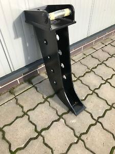 - Kabellöffel - Tieflöffel - Drainagelöffel - Aufnahme MS01 - 130 mm -