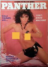 PHANTER n.17 - 1987 - Lilli Carati Marina Marfoglia