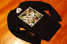 NEW Young and Reckless Y&R Jungle Box Black Sweatshirt (Large)