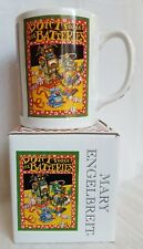 Mary Engelbreit Don'T Forget The Batteries Collectible Mug with Box