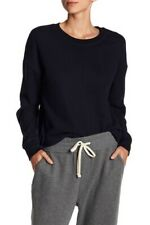 NEW James Perse French Terry Sweatshirt - French Navy - Medium / Size 2