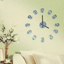 Hommy DIY Modern Room Interior Decoration Wall Clock - Arrows - Black