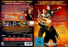 Tiger & Dragon - Reloaded, The Expendables des Kung Fu, Actionfilm, DVD/Neu