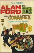 SUPER FUMETTI IN TV n° 5 - ALAN FORD E IL GRUPPO T.N.T. (Corno, 1977)