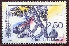 FRANCE TIMBRE NEUF  N° 2701  **  ARBRE DE LA LIBERTE REVOLUTION FRANCAISE