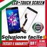 DISPLAY LCD+TOUCH SCREEN PER HUAWEI HONOR 8 LITE PRA-L00 VETRO SCHERMO BRT 24H!!