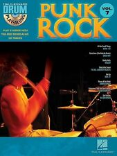 Drum Play-Along Vol.7 Punk Rock TAB Book & CD *NEW* Sheet Music, Offspring