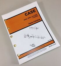 CASE 584E 585E 586E FORKLIFTS FORK LIFT PARTS MANUAL CATALOG EXPLODED VIEWS