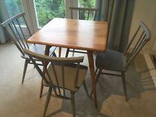 Ercol Vintage/Retro Table & Chair Sets