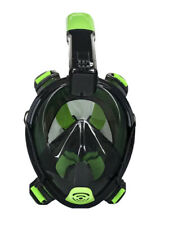 Dolfino Frontier All-in-one Full Face Snorkel Mask - Adult(Large/X-Large) - New
