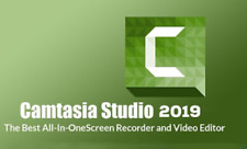 Camtasia Studio 2019 / Full Version Activated / Fast Delivery