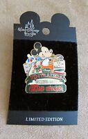 Disney World Pin Traders Grand Opening Downtown 13969 WDW Walt springs