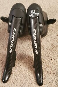 USED CAMPAGNOLO CHORUS 10 SPEED GROUPSET 52-39-30