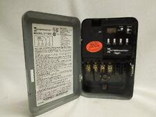 INTERMATIC ET102C ELECTRONIC TIMER W/ENCLOSURE (8x5x3) Single Pole, 24 Hour