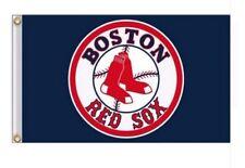 Free Ship To USA BOSTON RED SOX MLB BASEBALL FLAG BANNER 3x5 feet Fenway Park