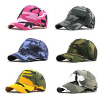 Men's Women Baseball Cap Snapback Hat Hip-Hop Adjustable Outdoor Sports Caps New