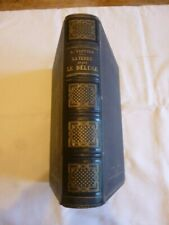 La terre avant le déluge - Louis FIGUIER - 1863 - Cartes et Illustrations -