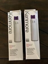 2 New Genuine Sealed Kenmore 46 9081 Replacement Refrigerator Water Filters