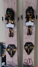 Marker Kingpin 10 AT Ski Bindings, 100-125mm brake width