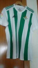 Camiseta oficial casa Real Betis 2017/2018 talla L Joaquin