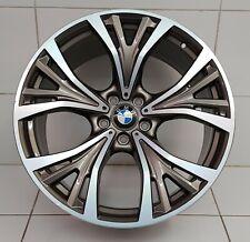1x Original BMW X5 E70  X6 F16 E71 21 Zoll Felgen 6863100 Styling 627