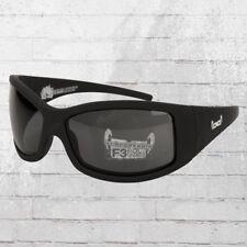 Gloryfy Unbreakable Sonnenbrille G2 Pure Black Polarisiert schwarz Sun Glasses