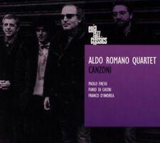 ALDO/FRESU,PAOLO ROMANO - CANZONI (ENJA JAZZ CLASSICS)  CD NEU