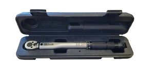 """SOS Tools S1001 - 1/4"""" Square Drive Torque Wrench Micrometer 2-24Nm/18-212in./lb"""