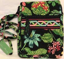 Vera Bradley New Retired Rare Botanica Mini Crossbody Hipster Bag **Stock Photo*