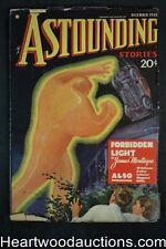 """""""Astounding"""" December 1935 Weinbaum, Leinster Gallun"""