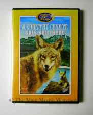 The Wonderful World of Disney A COUNTRY COYOTE GOES HOLLYWOOD Movie on DVD