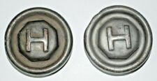 1920s HUPMOBILE / HUDSON / HAYNES HUBCAP GREASE CAP 21 22 23 24
