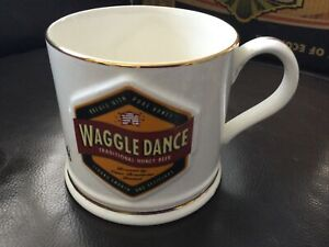 Vaux Brewery Vintage Tankard Waggle Dance By Wade