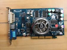 AGP Video Graphics Card GF GeForce FX5600D 256M 256MB 256M DDR DVI S-Video
