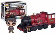 Funko POP! Rides Hogwarts Express Engine with Harry Potter Vinyl Action Figure