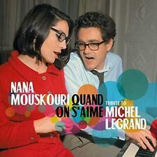 Nana Mouskouri - Quand On S'aime - Tribute To Michel Legrand (NEW 2CD)