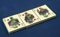 BATMAN THREE JOKERS PLAYING CARDS 3 SETS of 25 EACH BATGIRL REDHOOD BATMAN