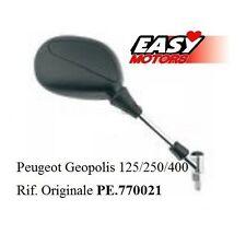 SPECCHIO SPECCHIETTO DX PEUGEOT GEOPOLIS 125/250/400 07