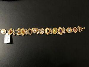 51519 Antique Robert Klein slide bracelet