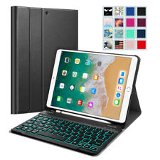 "For iPad Air 10.5"" 3rd Gen 2019 Case Cover with Backlight Bluetooth Keyboard"
